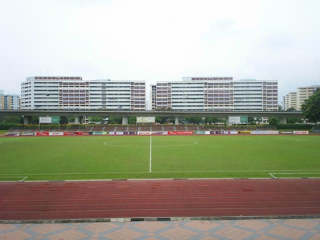 Woodlands Sports Stadium