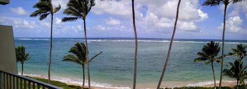 Ocean View at Pat's at Punalu'u