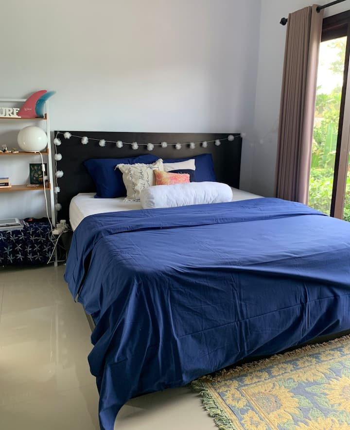 Cozy & Private En-suite Room (Dalung)