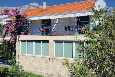 Holiday apartment with 1 bedroom on 30m² in Orebic