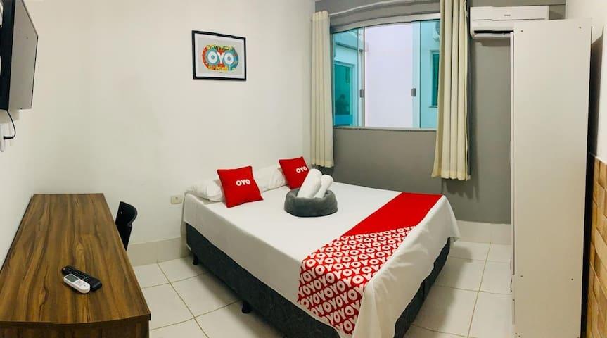 Hotel! Suite espetacular 214 COM CAFÉ DA MANHÃ