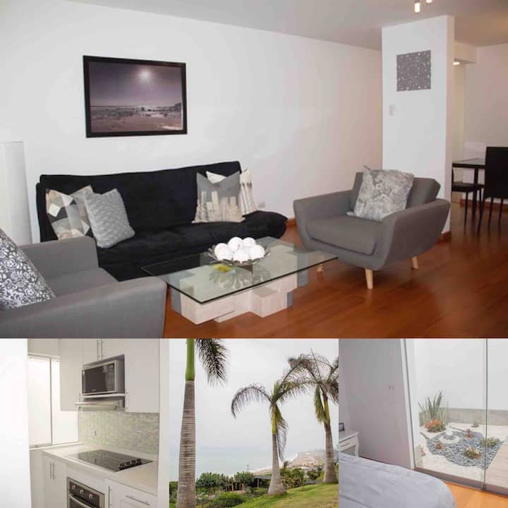 Top of the line renovated condo in San Isidro