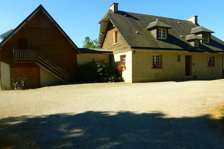 Large studio 52m2 with mezzanine, Normandy country