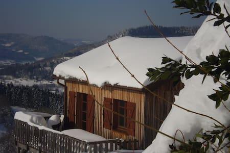 Chalet Sagefontaine pleine nature - Le Thillot