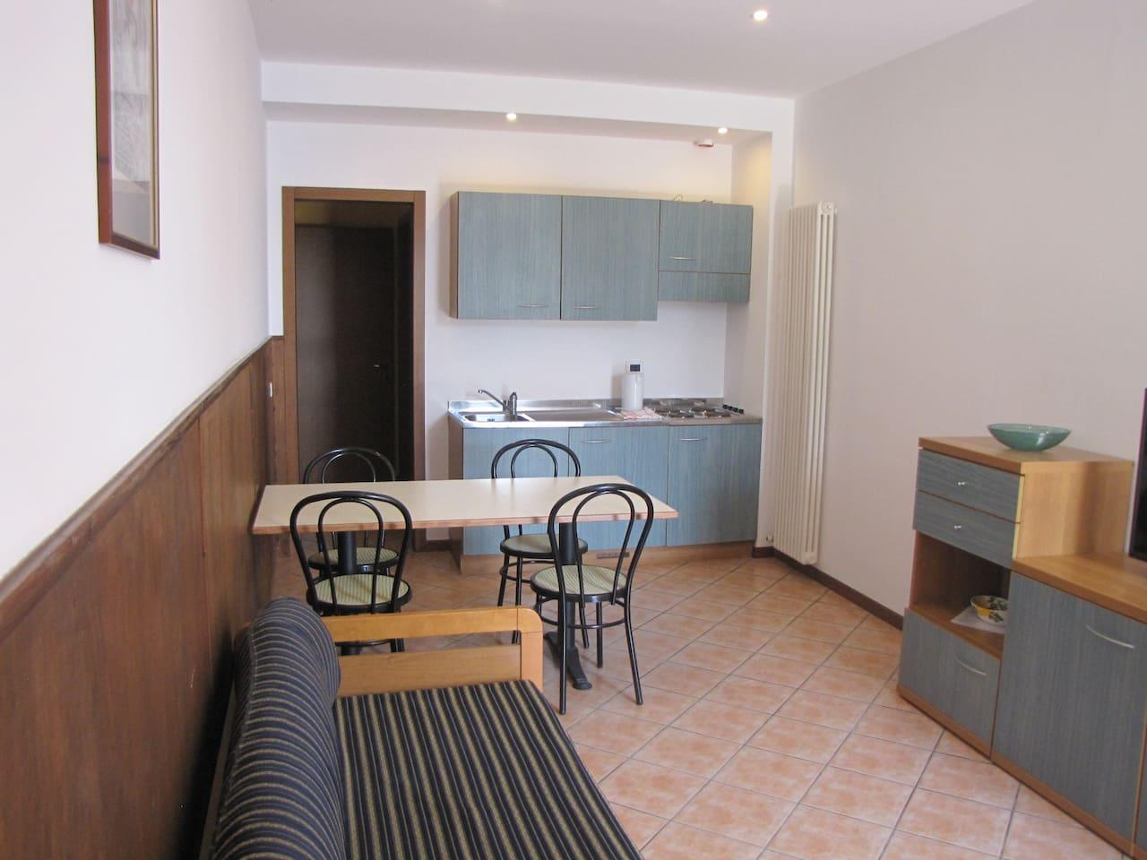 TRILO Villa Margherita appartamento con piscina