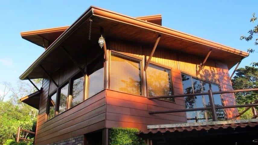 Villa San Francisco, en contacto con la naturaleza