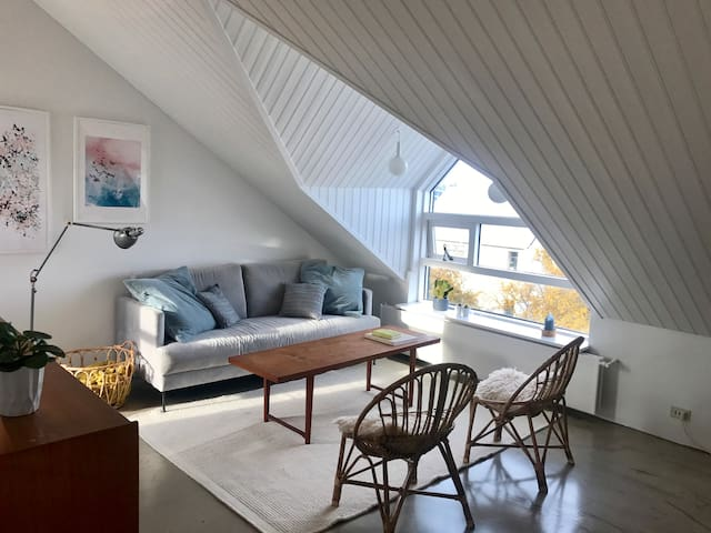 Sea view apartment in Reykjavik