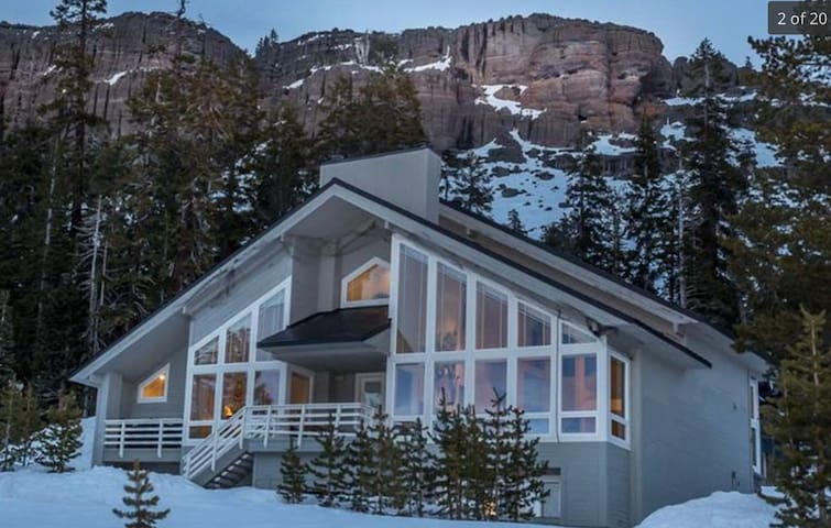 Luxury Mountain Home - Spectacular Views! - Kirkwood - Talo