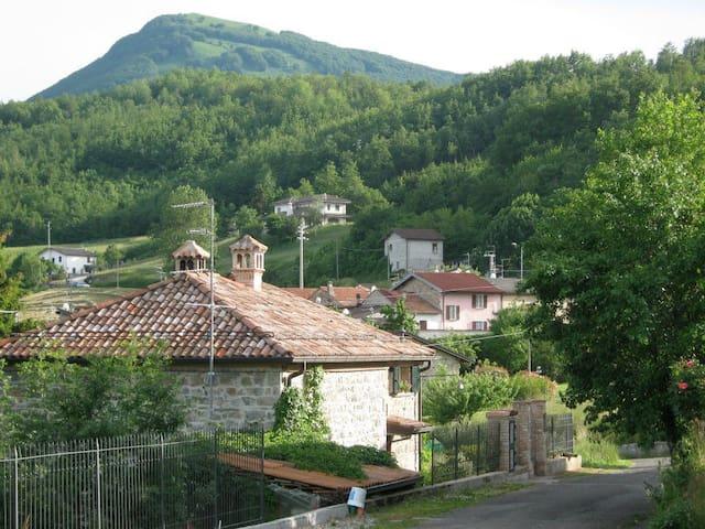 Casaldonato, Ferriere - Casaldonato - Dům
