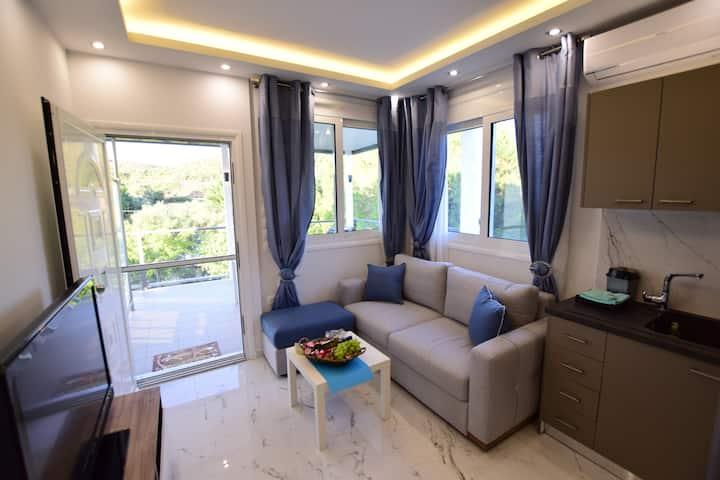 ☆ Vista Luxury Suites ☆ Toroni Halkidiki 1BR
