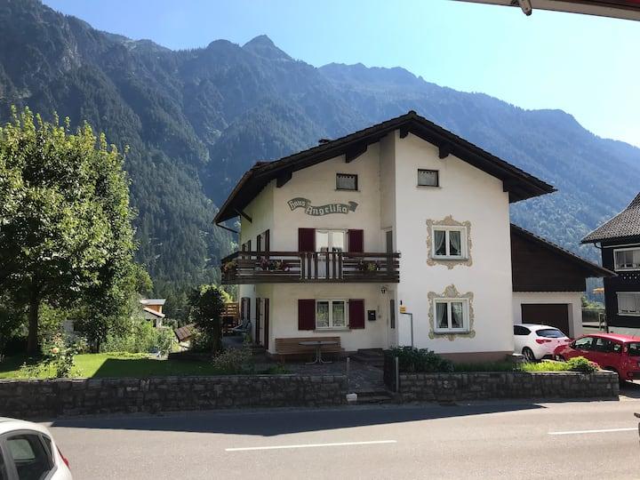 Ganze Wohnung in Braz Klostertal