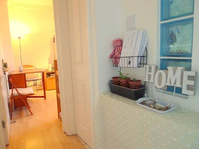 Cheap Double room (My stuff, my & cats' access)