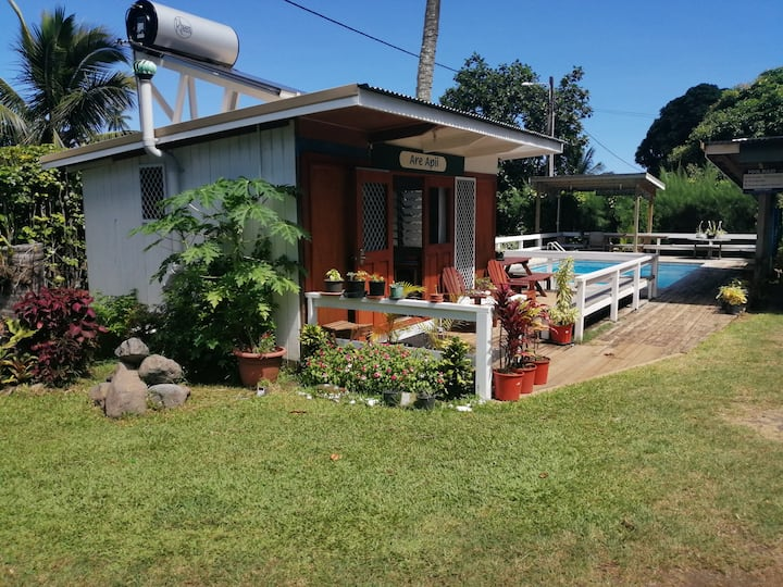 Cook Island Divers Pool House