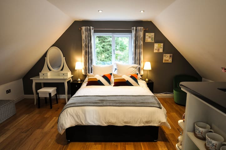 Studio Apartment next to Le Manoir - Oxfordshire - Apartamento