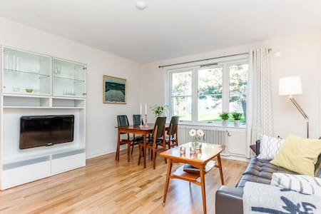 Bright and cozy, 40 m2 - Oslo - Appartement