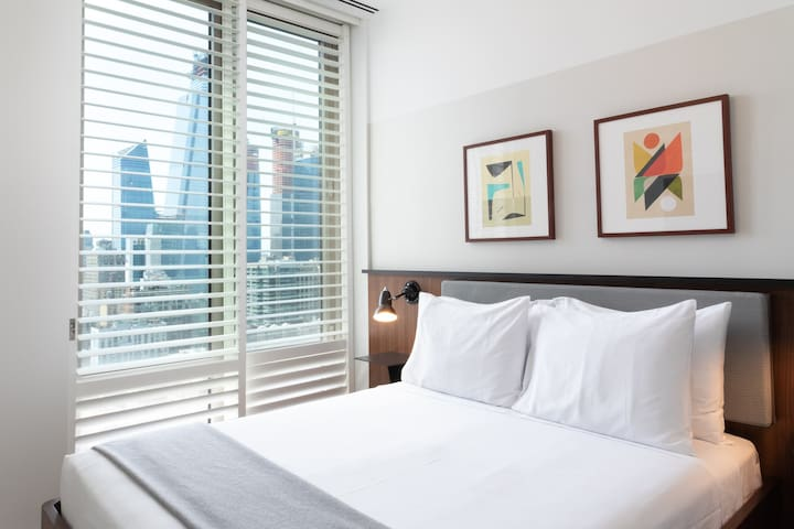 2 bed, 2 bath Apartment @ Pod Times Square Hotel
