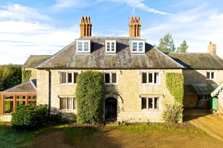 Home Farm - Perfect for Silverstone Weekend! - Whittlebury - Haus