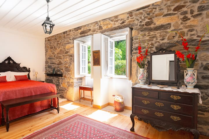 Quinta do Valdalágea, Touriga Franca private room