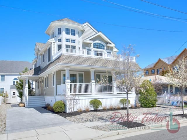 Stone Harbor NJ 5 bed, 5 bath beautiful home~!