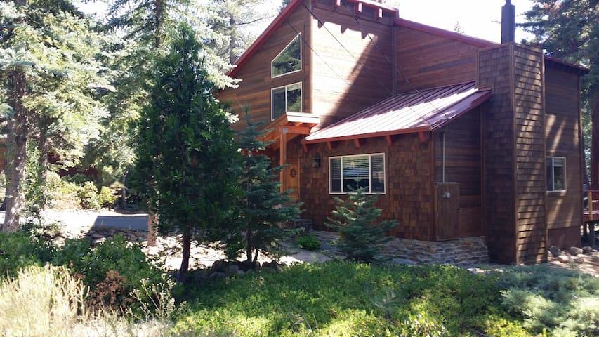 Dollar Point Getaway - Tahoe City - House