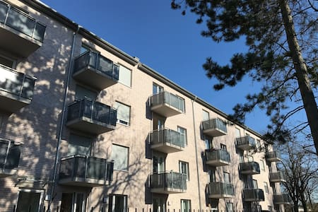 Helle moderne ruhige Wohnung - Berlin - Apartment