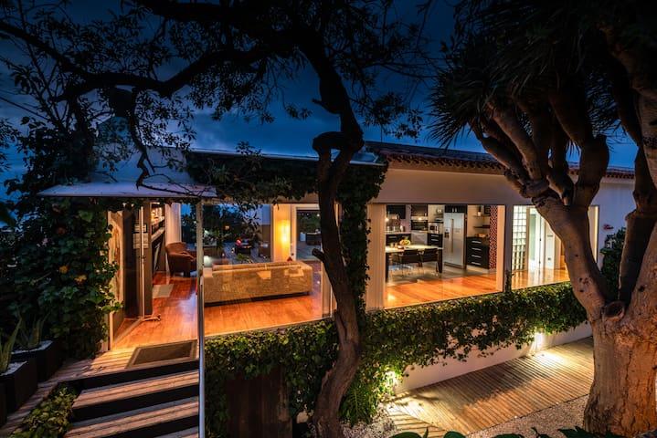 """""""El Palomar"""" Secret oasis in the north of Tenerife"""