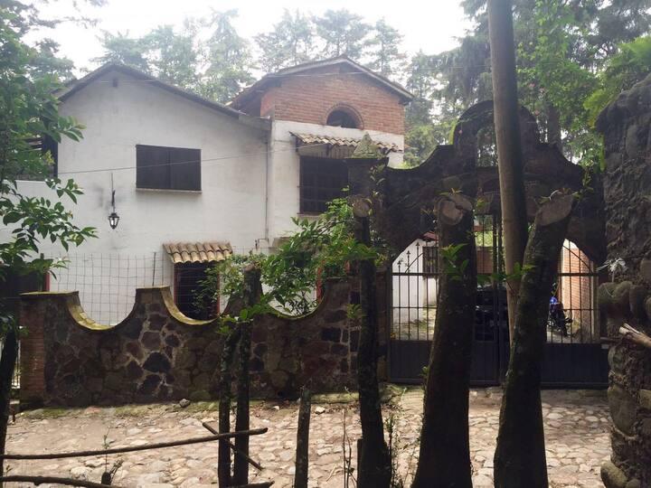 Casa/Cabaña Completa en Popo Park