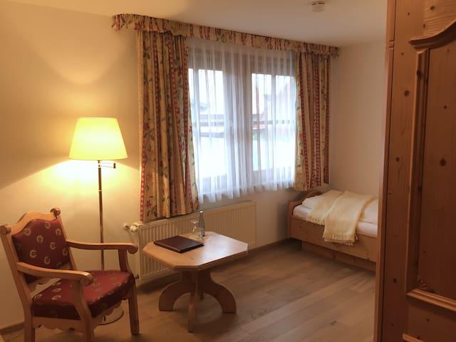 Einzelzimmer im Harzer Hof
