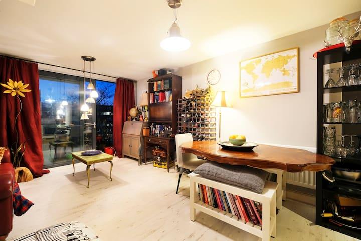 Designer London Apartment Vauxhall/Southbank Zone1 - Londra - Appartamento
