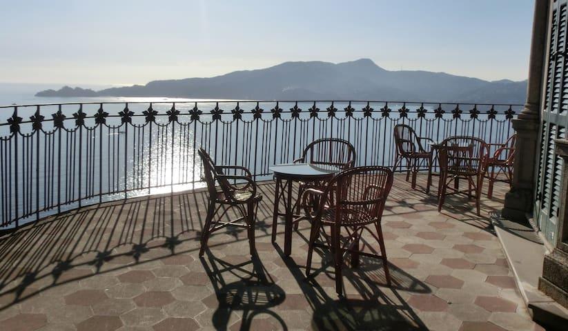 Villa Bianca - Zoagli - Huis