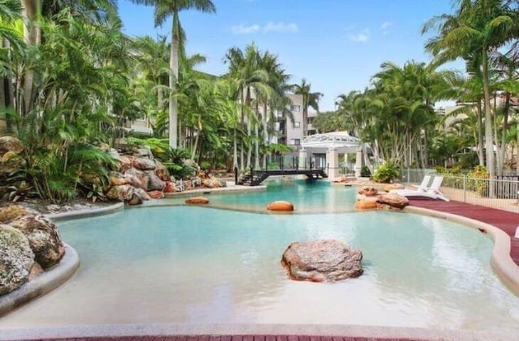 Private Apartment in Resort for Commonwealth games
