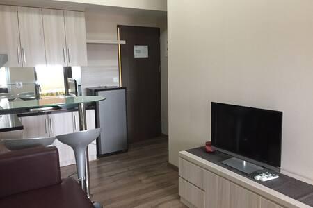 Cozy 41m2 2bedroom apartment Aston Pluit Jakarta - Penjaringan