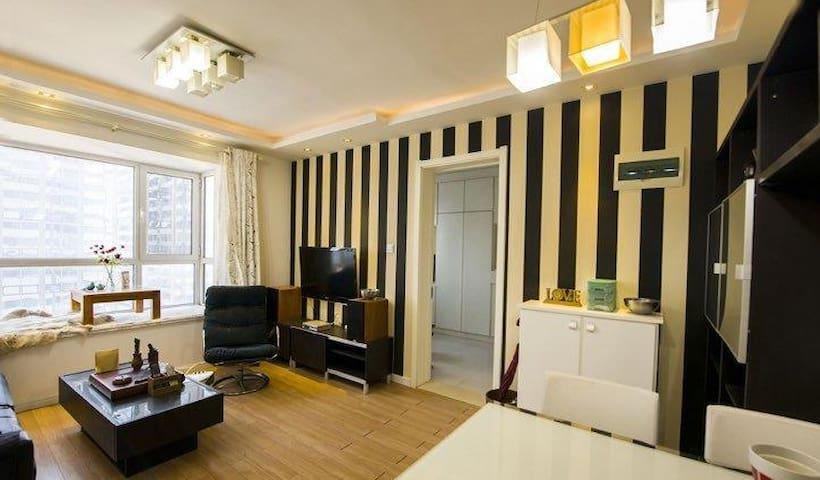 海景区环境优美阳光好温馨舒适 - Qingdao - House