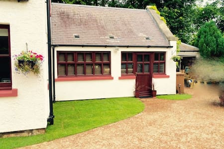 The John Muir self catering studio - own entrance. - Balerno - Edinburgh