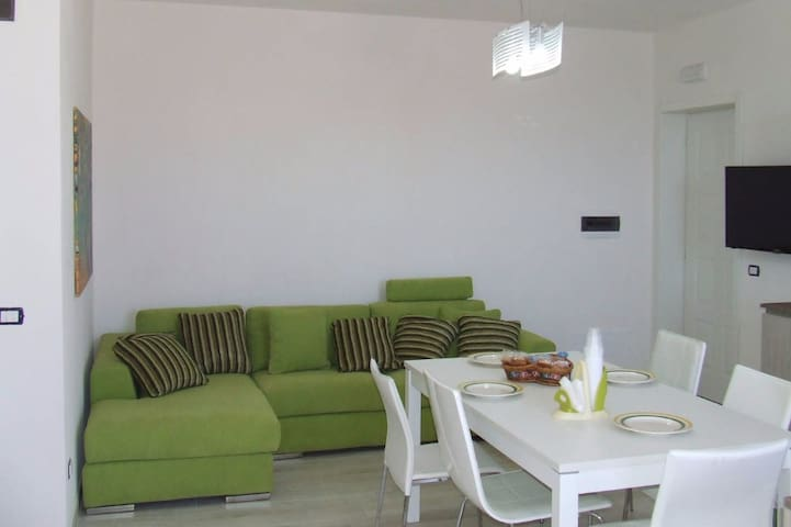 "Birgi in The White "" Green Flat"" - Marsala - Apartment"