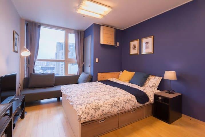 Cozy Studio, Dongdaemun #2# - 中區 - 飯店式公寓