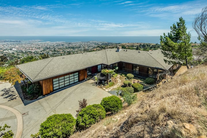 Zen Gateaway with Scenic Views - Rancho Palos Verdes