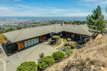 Zen Gateaway with Scenic Views - Rancho Palos Verdes - Maison