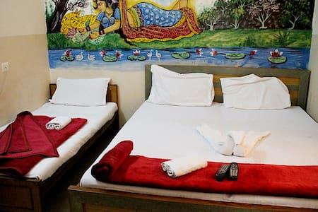 Deluxe Three Bed Room ( Hotel Mansagr )