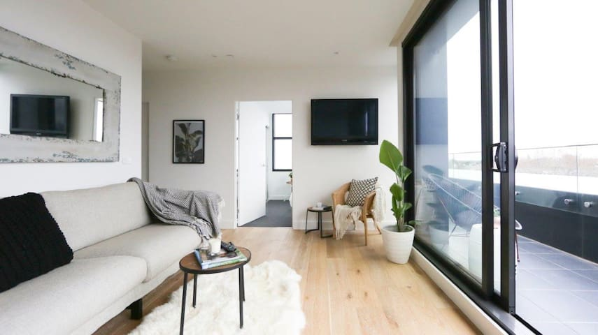 Light, bright apartment - Elwood - Elwood - Apartamento