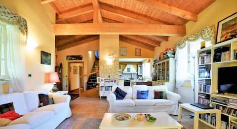 Splendida villa nel verde vicino Lignano e Bibione