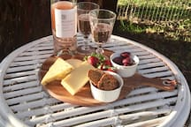 Cheese Platters available on request*