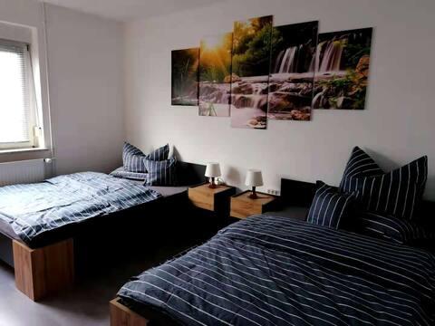 2-Doppelbett Zimmer Guesthouse Schneider-Li