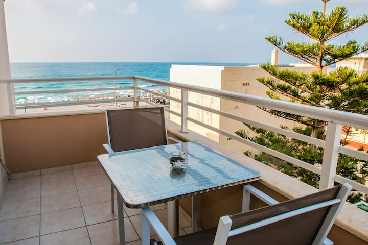 Sunny Beach Apartments Rethymno - Rethimnon - Apartmen
