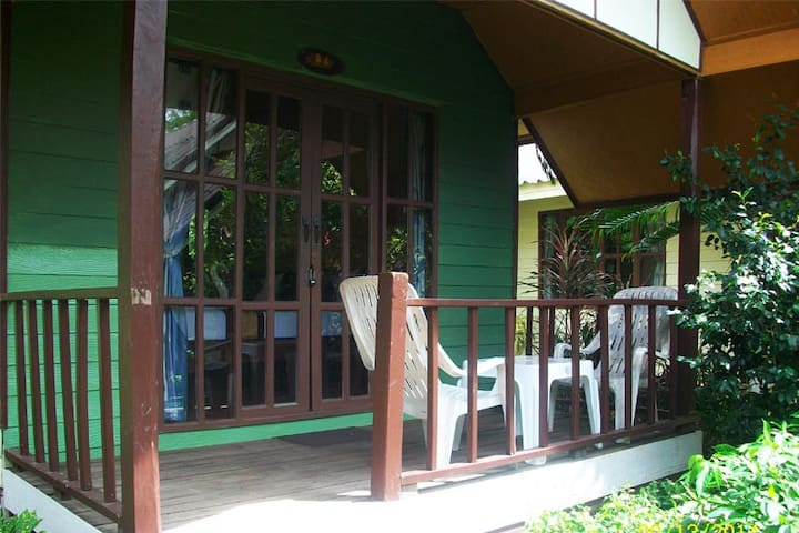 Tropical Garden View Bungalow in Koh Chang!