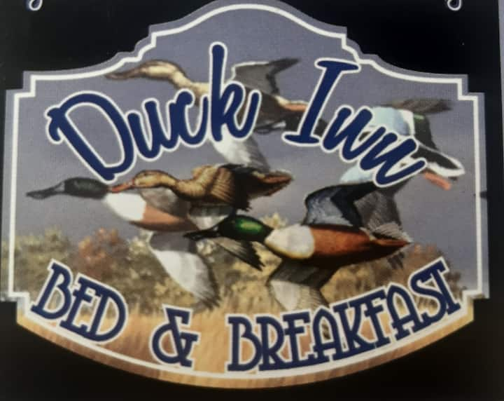 ONCE YOU DUCKED INN...THERE ARE NO DUCK INN OUT...