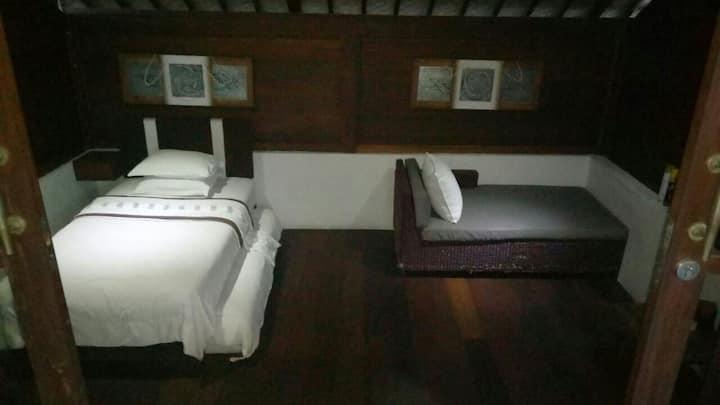 Tropica Shipwreck -  Reef Room (fan room)