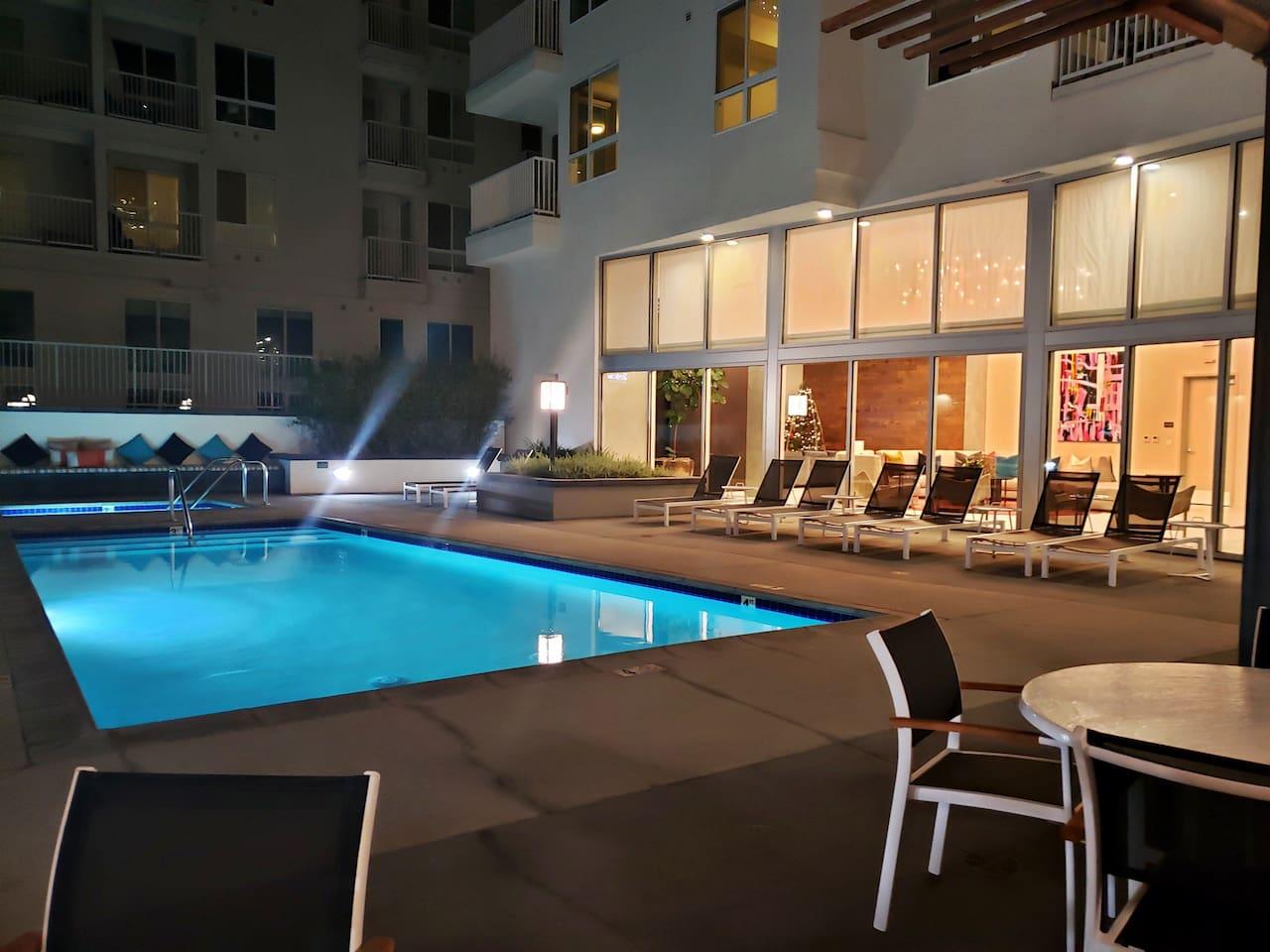 Swimming Furnished Rental