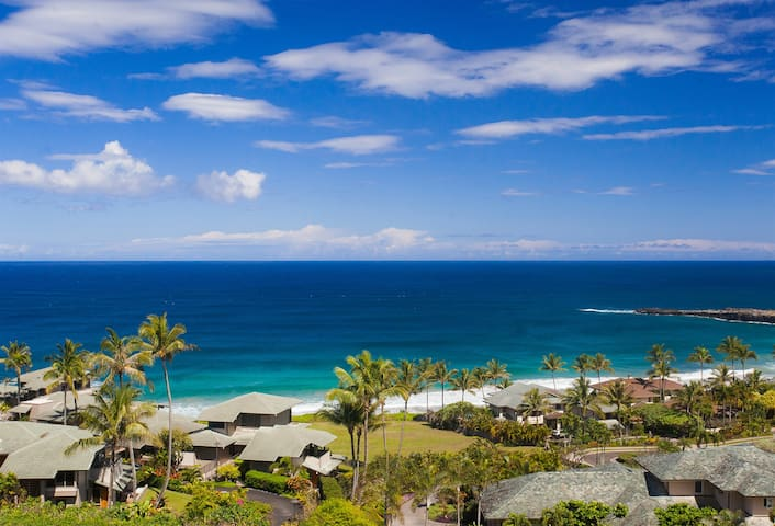 Villa 2423-24. Platinum level, remodeled townhouse features exquisite ocean views and lots of space