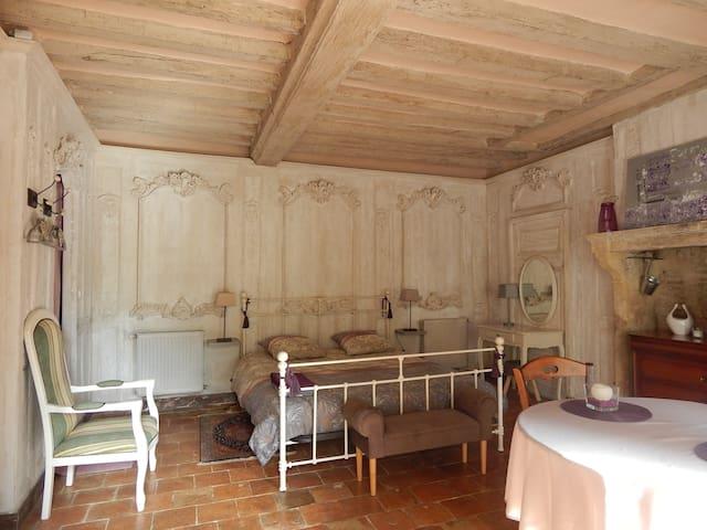 """Studio meublé de caractère """"le boudoir"""""""